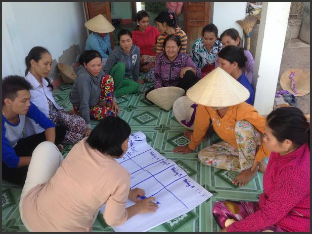 Kvinners rettigheter og likestilling i Vietnam