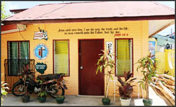 Kirke på Filippinene