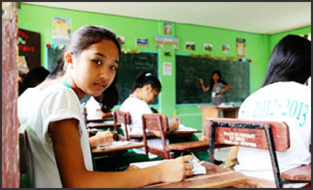 Skole og utdanning på Filippinene