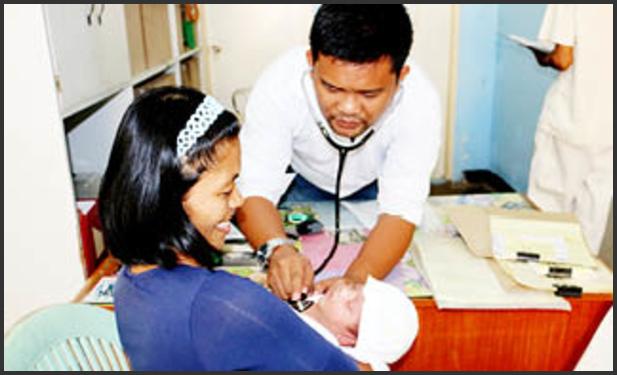 Helse og ernæring på Filippinene