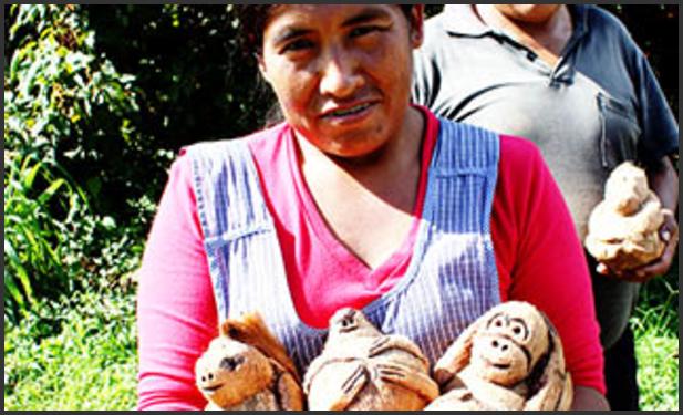 Arbeid og inntekt i Bolivia