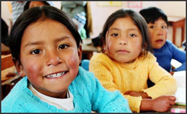 Støtt arbeidet i Bolivia