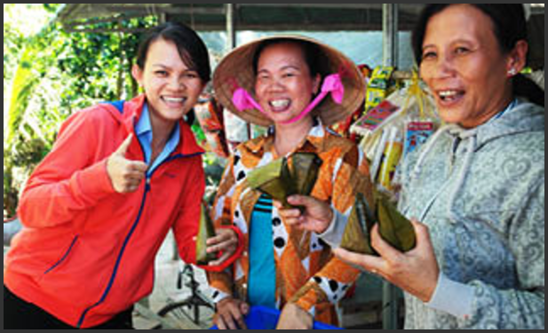 Støtt arbeidet i Vietnam