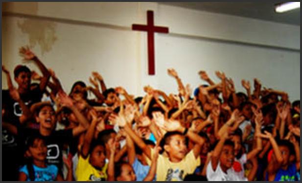 Kirkearbeid i Ecuador