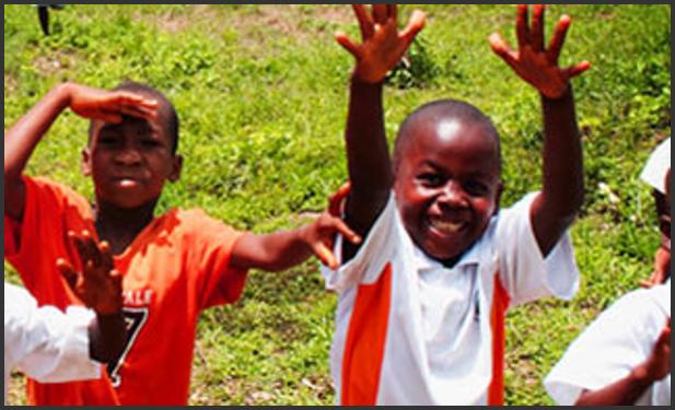 Støtt arbeidet i Liberia