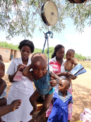 Mother and child survival program, Zimbabwe